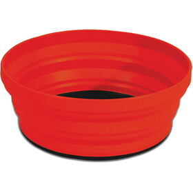 Sea to Summit X-Bowl, red